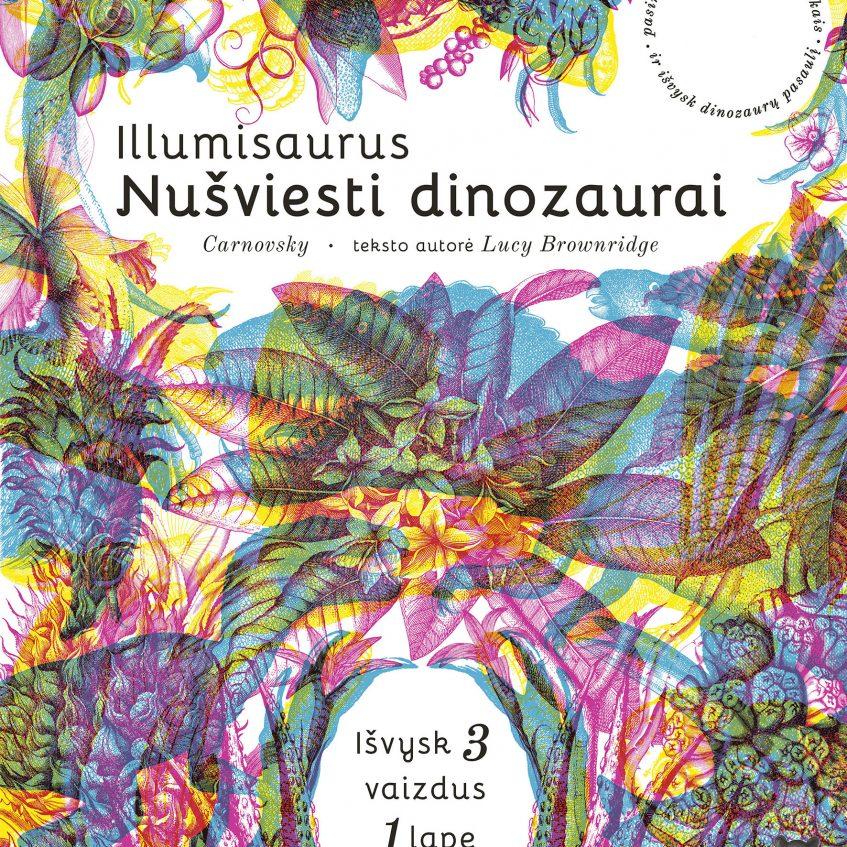 Illumisaurus: nušviesti dinozaurai